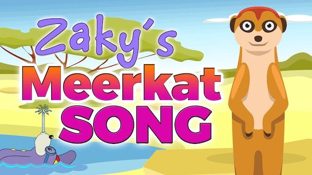 Zaky's Meerkat Song