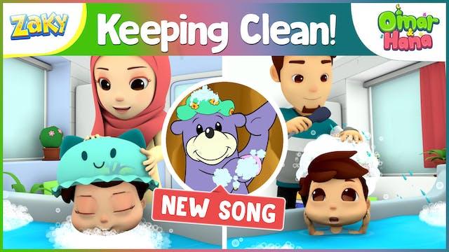 Keeping Clean by Omar & Hana featurin...