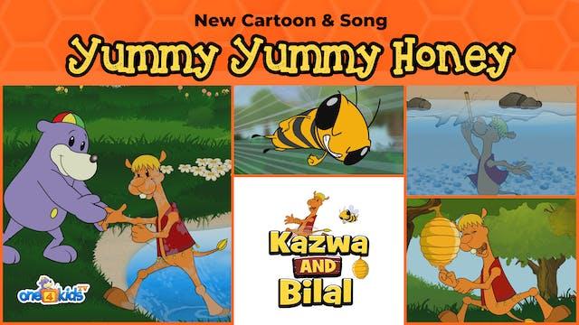 Yummy Yummy Honey & Song - Kazwa & Bi...