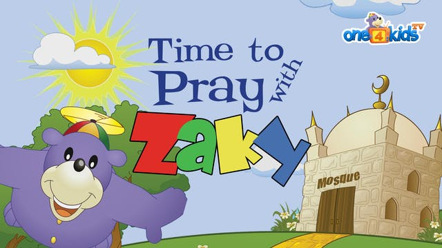 Time to Pray with Zaky