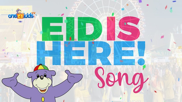 EID IS HERE ZAKY SONG!