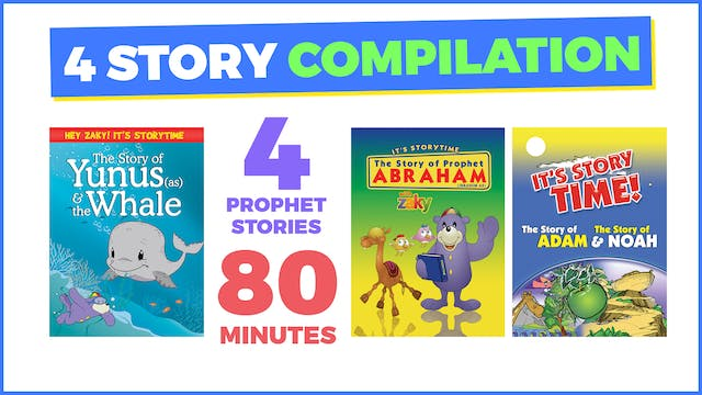 Zaky's Stories of the Prophets - Comp...