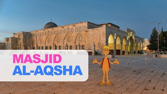 Belajar Tentang Masjid Al-Aqsa dengan Kazwa