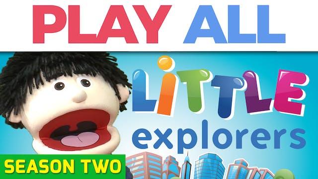Little Explorers Season 2 Collection