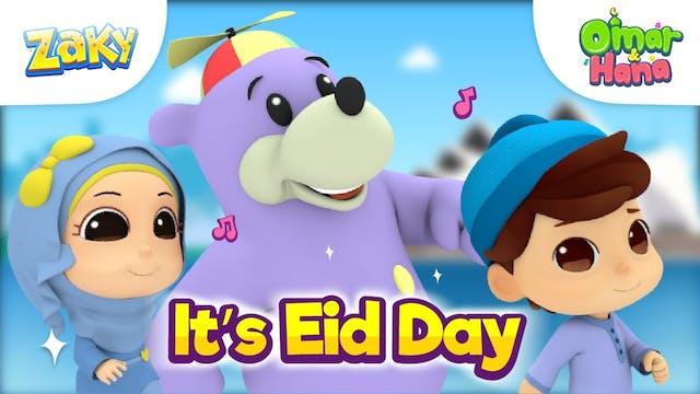 Omar, Hana & Zaky EID SONG!