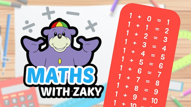 Learn Maths With Zaky!