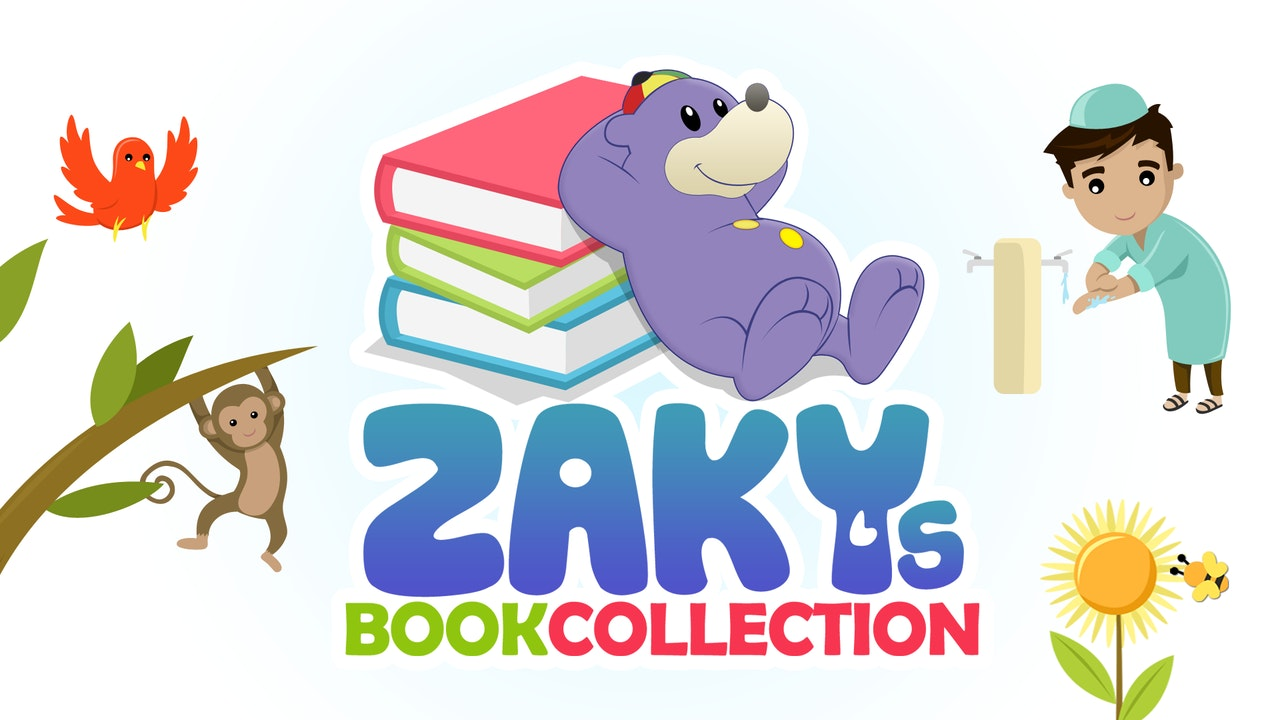 Zaky's Book Collection
