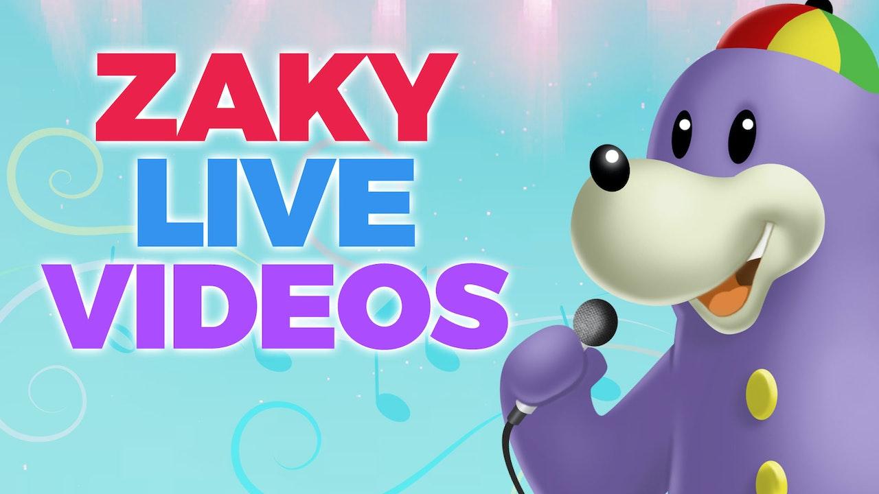 Zaky Live Videos