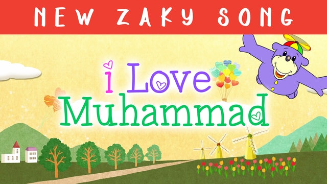 I Love Muhammad Song!