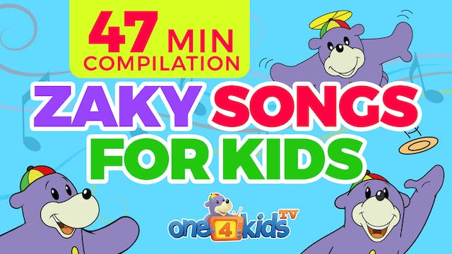 Zaky Song Compilation - 47 Minutes