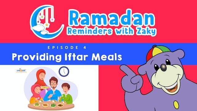 Providing Iftar Meals (ep4)