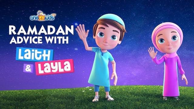 Ramadan Advice with Laith & Layla 🌙