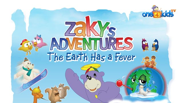 Zaky's Adventures - The Earth Has a F...