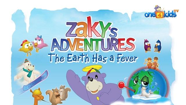 Zaky's Adventures - The Earth Has a F...