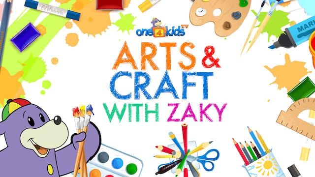 Arts & Craft with Zaky