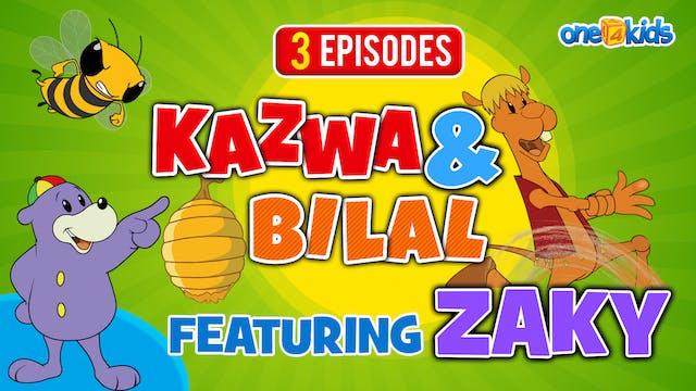 Kazwa & Bilal | 3 EPISODES | Featurin...