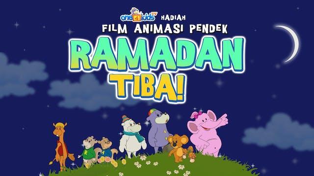 Ramadan Tiba! Film Animasi Pendek Zaky