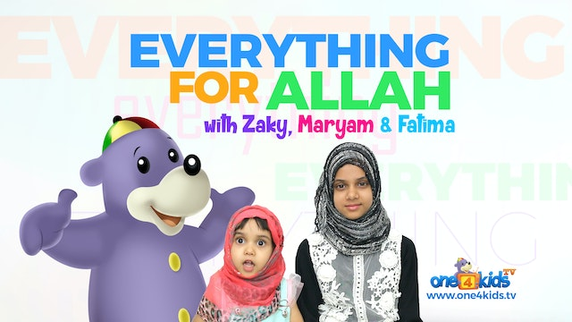 Everything Song with Zaky, Maryam & F...