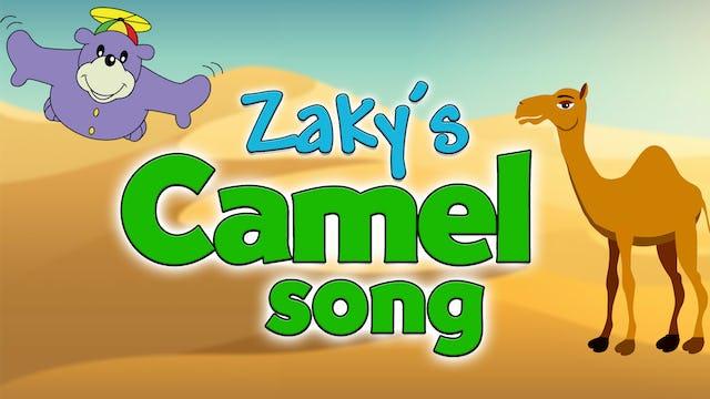 Zaky's Camel SONG