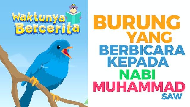 Waktunya Bercerita - Burung yang Berbicara kepada Nabi Muhammad SAW