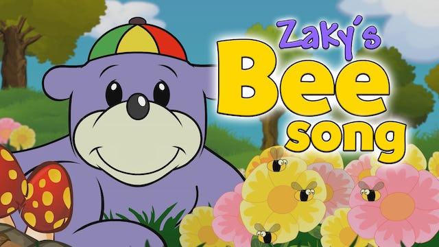 Zaky's Bee Song
