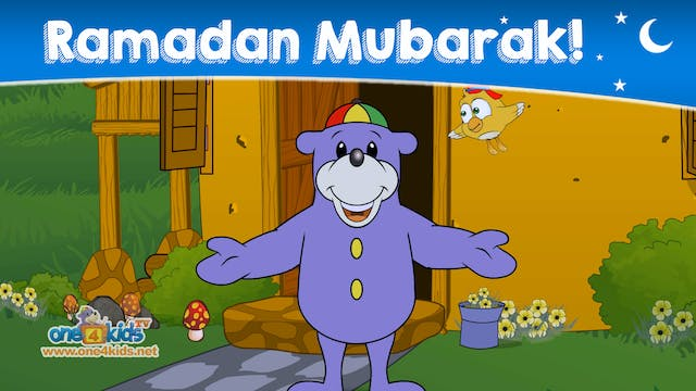 Ramadan Mubarak From Zaky & Friends!