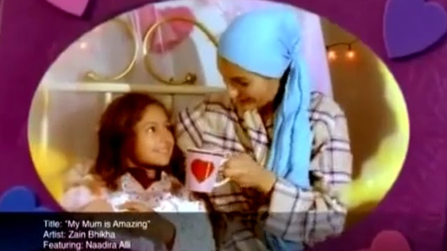 My Mum Is Amazing by Naadira Ali featuring Zain Bhikha