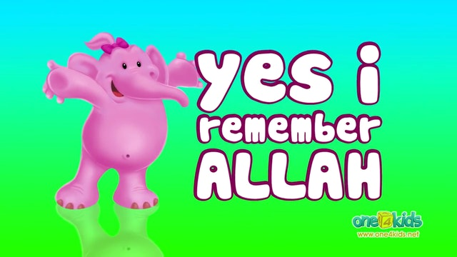 I Remember ALLAH with Zaky