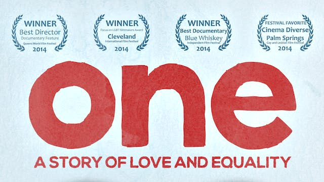 One: A Story of Love and Equality