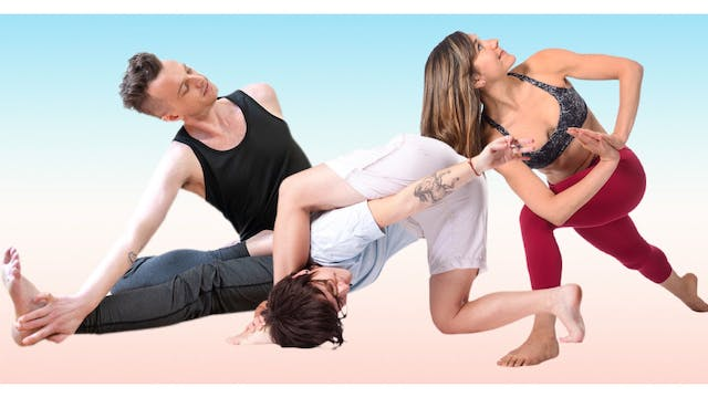 Single Point Yoga: An Online Yoga Collective