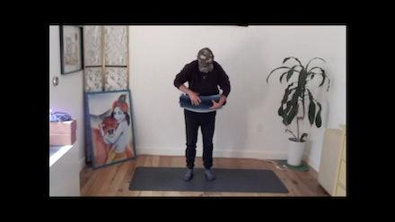 Single Point Yoga Video