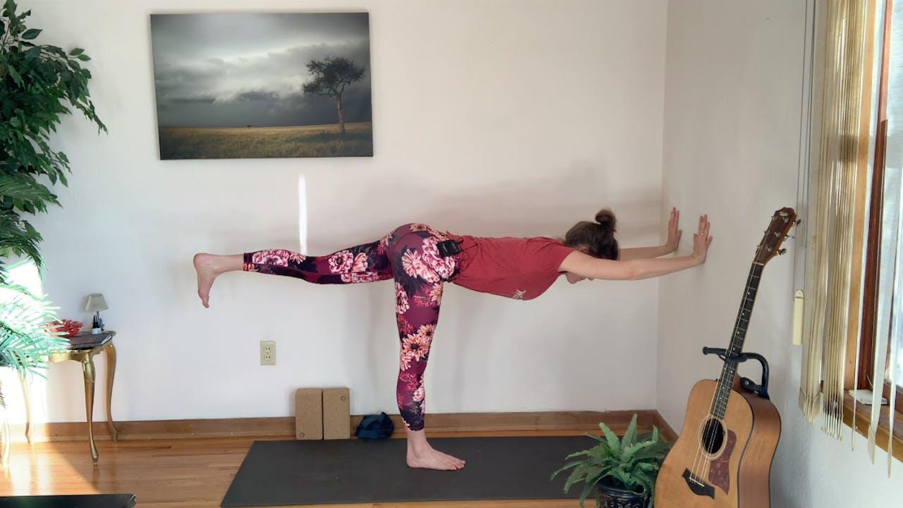 Alignment Freak With Rachel Scott (40 min)