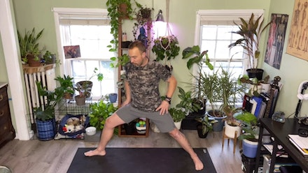 Single Point Yoga Video