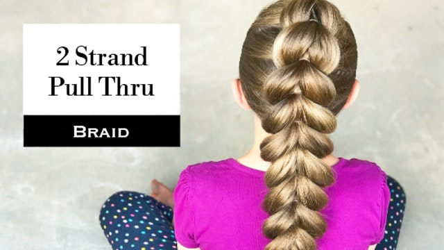 Chinese Ladder Braid2 Braid Tutorials On Hair With Erin