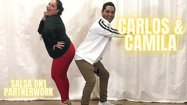 Salsa Partnerwork - Carlos & Camila
