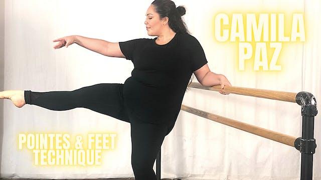 Pointes & Feet Technique