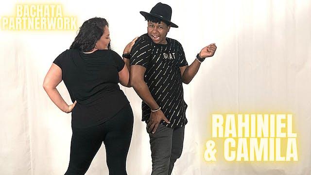 Bachata Partnerwork - Rahiniel & Camila