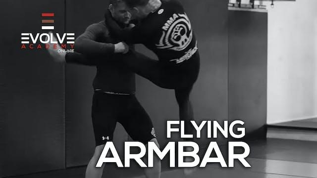Flying Armbar