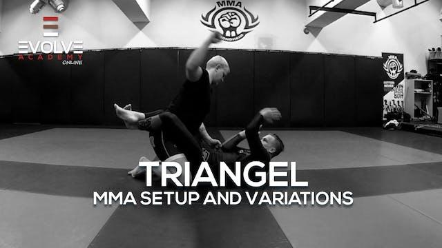 Guard - MMA Triangel Setup