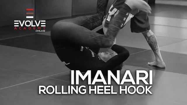 Imanari Rolling Heel Hook