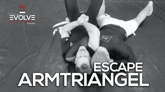 Escape Armtriangel