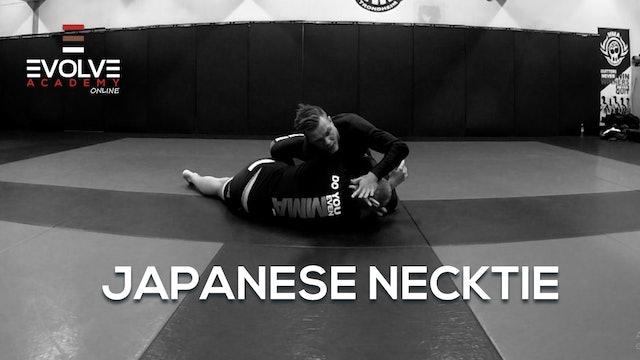 Japanese Necktie