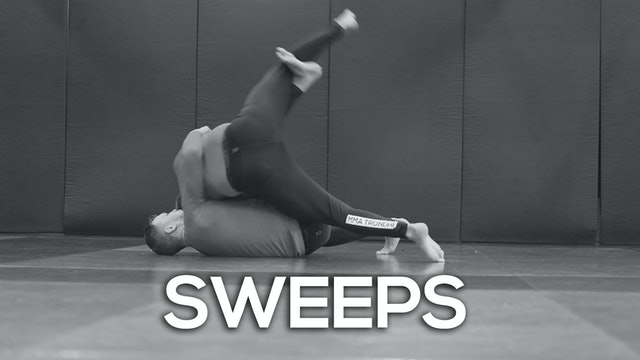 Grappling Sweeps