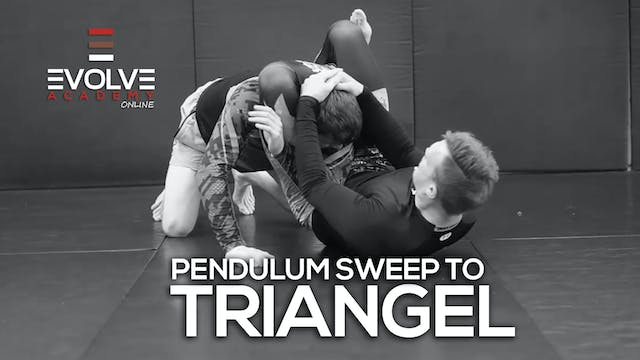 Pendulum Sweep toTriangel