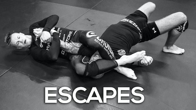Grappling Escapes