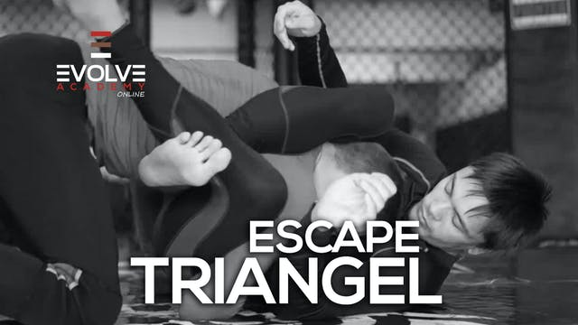 Escape Triangel 1