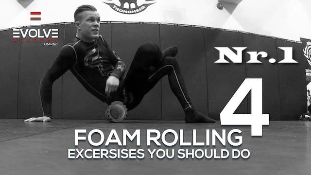4-FoamRolling