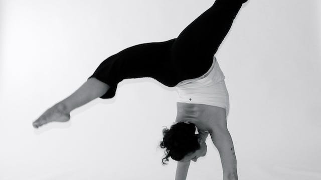 Stretch and Strength Handstands #2