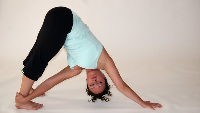 Stretch and Strength Zig Zags and Backbends