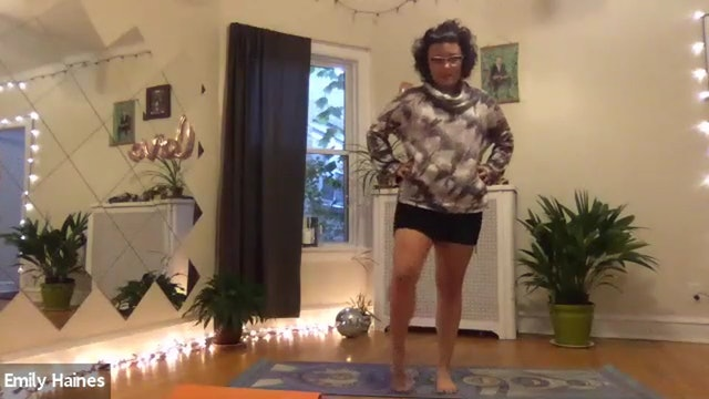 Stretch and Strength No Joke Middle Splits
